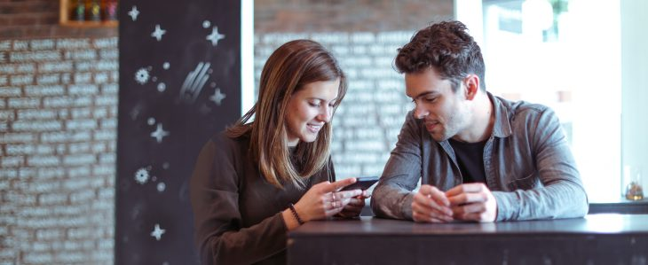 Turn to coupons and money-saving apps for fun ways to save money on date night.